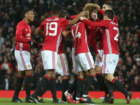 Vì sao Mourinho phê phán tất cả dù Man United thắng liên tiếp? - Ảnh 1.