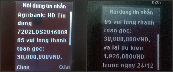Sinh viên bỗng dưng bị ngân hàng đòi nợ 30 triệu đồng - Ảnh 1.