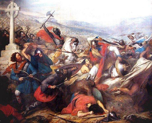 Tours - Trận chiến mang ý nghĩa lịch sử đối với toàn bộ châu Âu - Ảnh 1.