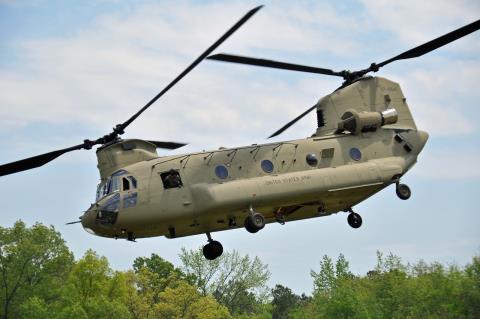 Mỹ nâng cấp trực thăng CH-47 Chinook thành cụ ông 100 tuổi  - Ảnh 1.