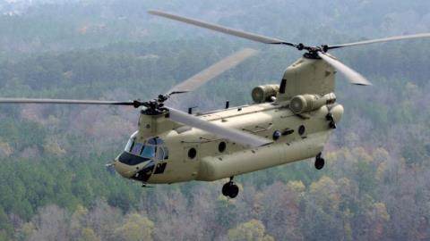 Mỹ nâng cấp trực thăng CH-47 Chinook thành cụ ông 100 tuổi  - Ảnh 2.