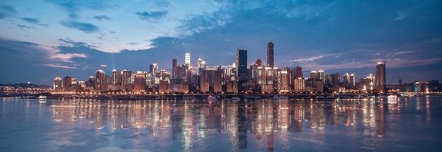 Thành phố thẳng đứng tại Trung Quốc - nơi khách du lịch chỉ đến 1 lần và không bao giờ quay lại - Ảnh 1.