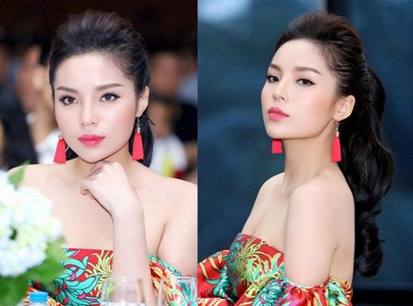 3 hoa hậu Việt sở hữu góc mặt 3/4 đẹp thần thánh - Ảnh 1.