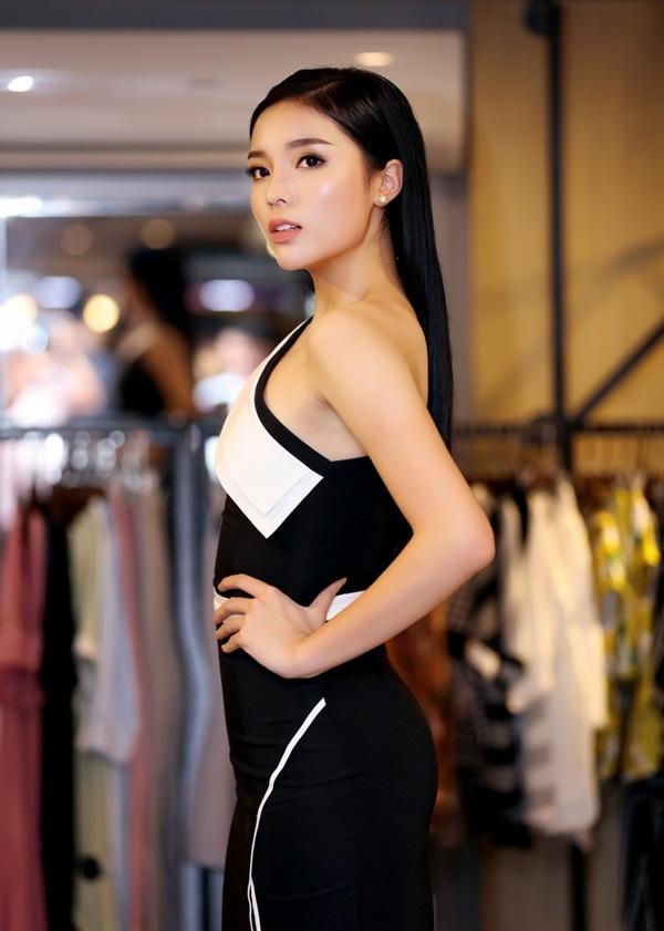 3 hoa hậu Việt sở hữu góc mặt 3/4 đẹp thần thánh - Ảnh 2.