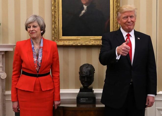 Donald Trump và phong cách ngoại giao kiểu phi ngoại giao - Ảnh 1.