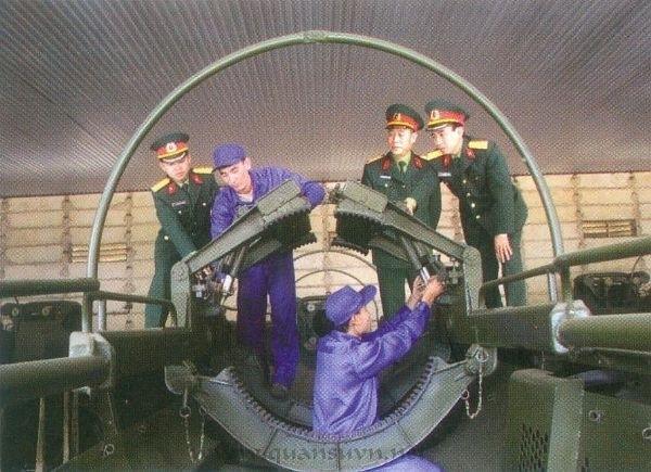 Việt Nam sản xuất nhiên liệu tên lửa cấp chiến lược - Ảnh 5.