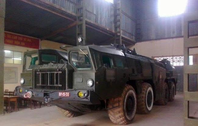 Việt Nam sản xuất nhiên liệu tên lửa cấp chiến lược - Ảnh 6.