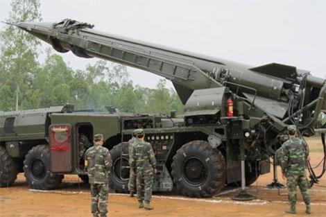 Việt Nam sản xuất nhiên liệu tên lửa cấp chiến lược - Ảnh 7.