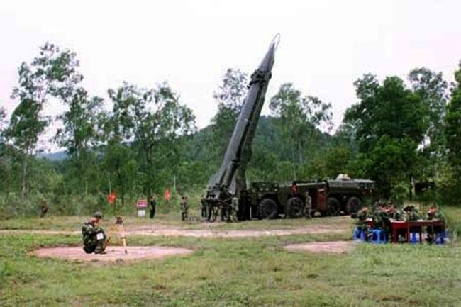 Việt Nam sản xuất nhiên liệu tên lửa cấp chiến lược - Ảnh 9.