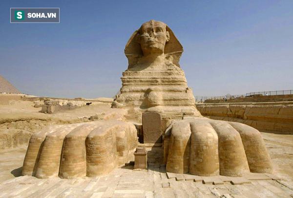 Những bí ẩn về bức tượng nhân sư nổi tiếng nhất Ai Cập - Ảnh 2.