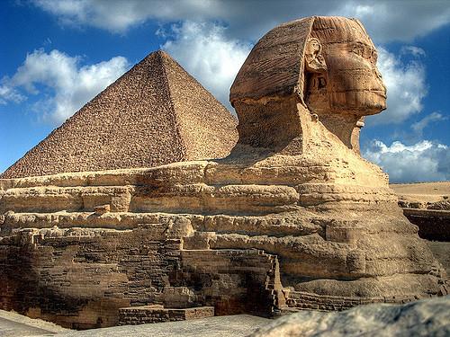 Những bí ẩn về bức tượng nhân sư nổi tiếng nhất Ai Cập - Ảnh 5.