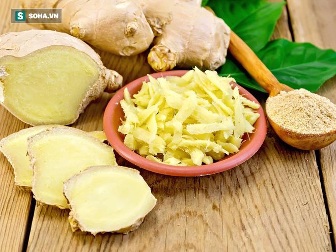 9 bài thuốc Đông y từ thực phẩm ai cũng nên dùng trước khi uống thuốc - Ảnh 5.