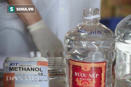 Chuyên gia Vũ Thế Thành: 3 nguyên nhân dẫn đến lượng methanol cao bất thường trong rượu - ảnh 2