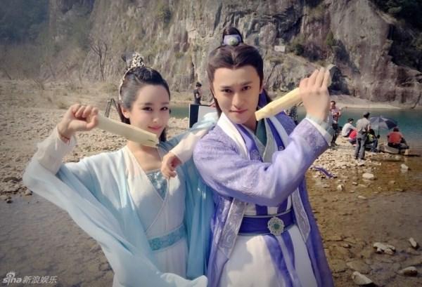 Hạnh phúc ngọt ngào của cặp đôi 'phim giả tình thật' Hoa ngữ - ảnh 1