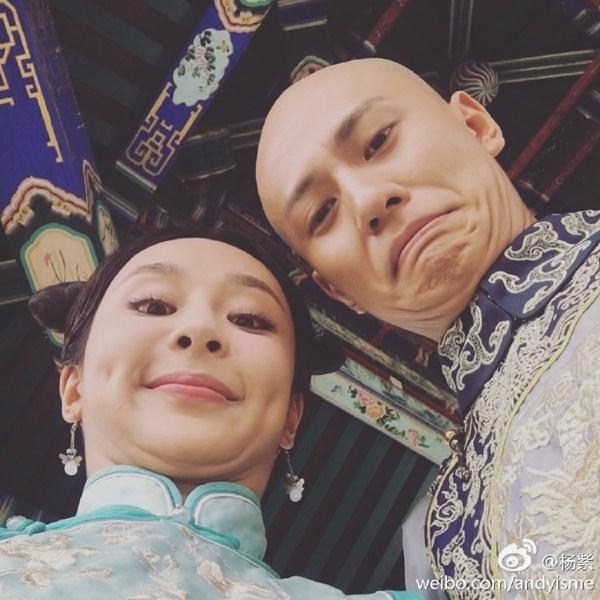 Hạnh phúc ngọt ngào của cặp đôi 'phim giả tình thật' Hoa ngữ - ảnh 2
