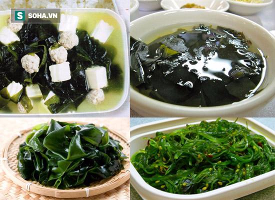 Siêu thực phẩm rong biển: Vô cùng bổ dưỡng nhưng vẫn có lưu ý cần biết khi ăn - Ảnh 1.