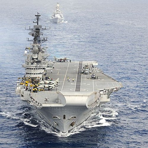 """Ấn Độ sẽ loại biên tàu sân bay """"lớn tuổi nhất thế giới"""" vào tháng 3 tới - Ảnh 1."""