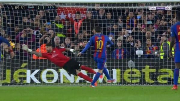 Barca 2-1 Leganes: Cú đúp của Messi giúp Barca vượt khó ở Camp Nou - Ảnh 3.