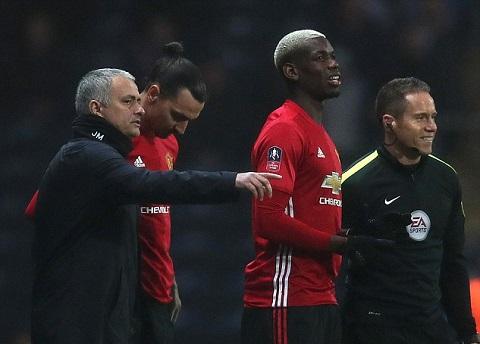 Mourinho chơi tâm lý chiến khi biết Man United gặp Chelsea ở Tứ kết FA - Ảnh 1.