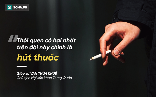 10 bí quyết sống khỏe của giáo sư Vạn Thừa Khuê: Càng biết sớm, bạn càng khỏe mạnh - Ảnh 1.