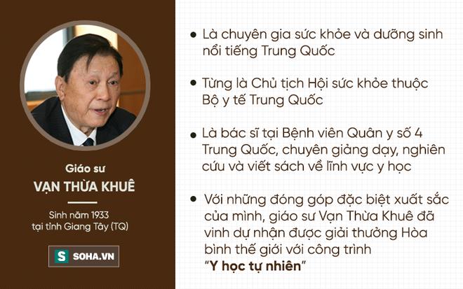 10 bí quyết sống khỏe của giáo sư Vạn Thừa Khuê: Càng biết sớm, bạn càng khỏe mạnh - Ảnh 5.