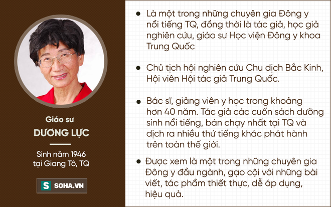 Chủ tịch Hội nghiên cứu Chu dịch Bắc Kinh: Cách bổ thận dành cho tất cả mọi người - Ảnh 10.