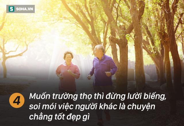 Cụ bà tiết lộ 6 bí quyết sống thọ 110 tuổi, cả đời chưa từng phải đi viện chữa bệnh - Ảnh 4.