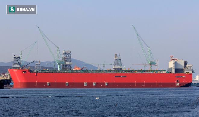 Prelude: Con tàu lớn nhất thế giới với chiều dài gấp 5 lần sân bóng đá - Ảnh 3.