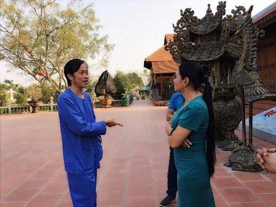 Ảnh mới nhất của Ngọc Huyền ở Việt Nam sau 14 năm ở Mỹ - Ảnh 2.