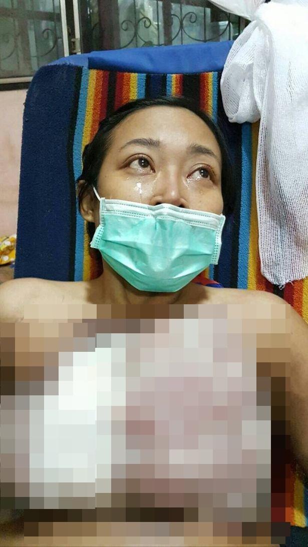 Phát hiện vợ bị ung thư vú không thể chữa khỏi, chồng nhẫn tâm đâm đơn ly dị rồi cao chạy xa bay - Ảnh 2.