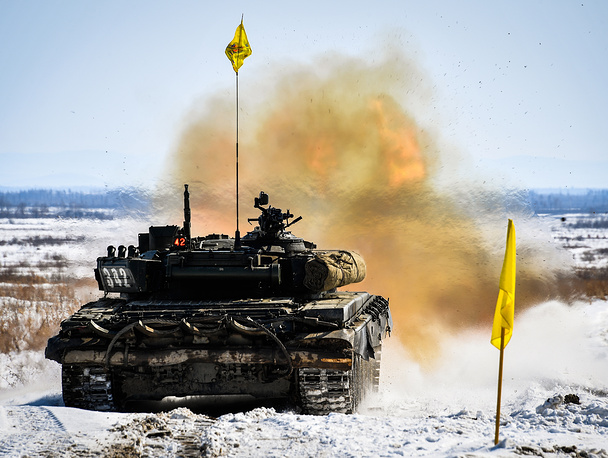 Các kíp lái xe tăng T-72B3 Nga sơ tuyển Tank Biathlon 2017, Việt Nam có tham dự? - Ảnh 5.