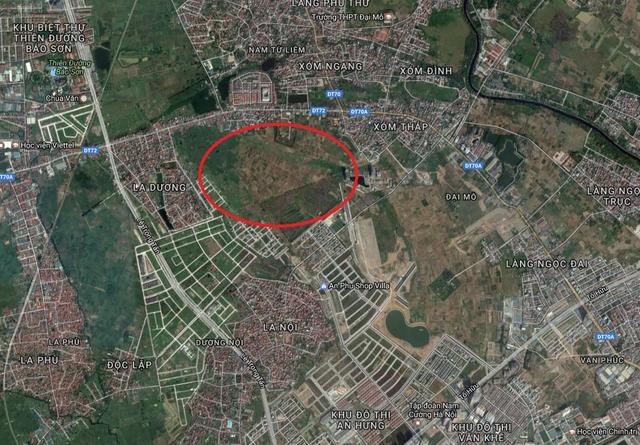 Hé lộ vị trí xây dựng TTTM AEON Mall thứ 2 trị giá 200 triệu USD, rộng 9,5 ha hoành tráng nhất Hà Nội - Ảnh 1.