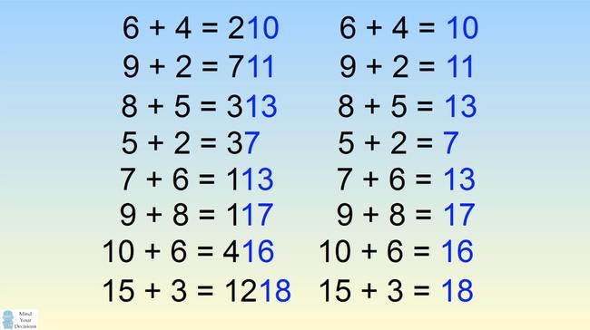 Người ta gọi những người giải được câu đố này trong 01 phút là thiên tài! Còn bạn thì sao? - Ảnh 2.