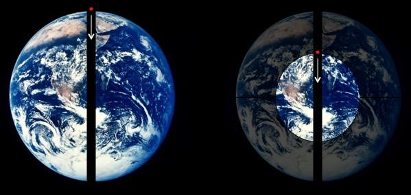 Sẽ mất bao lâu nếu bạn rơi xuyên qua tâm Trái đất? - Ảnh 1.