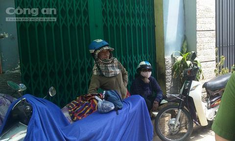 'Bảo mẫu' bạo hành trẻ em tại cơ sở giữ trẻ ở TP.HCM - Ảnh 1.