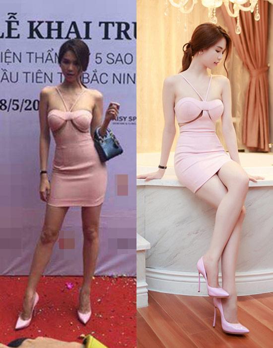 Hình ảnh cùng một sự kiện, sao Việt lại có sự khác biệt một trời một vực thế này! - Ảnh 2.