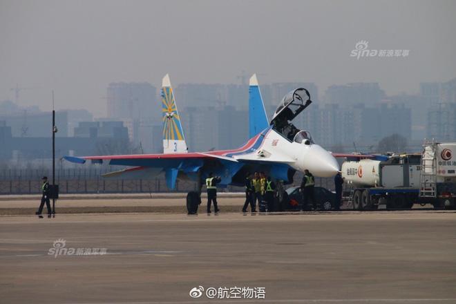 CHÍNH THỨC: Kế hoạch Su-30SM hạ cánh xuống Nội Bài hôm nay bị hoãn - Vẫn nghỉ ở VN? - Ảnh 1.