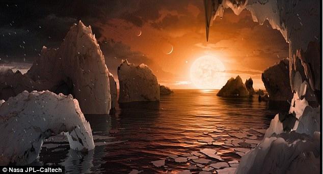Phải chăng đây là minh chứng Hệ Mặt trời 2.0 có người ngoài hành tinh? - Ảnh 1.