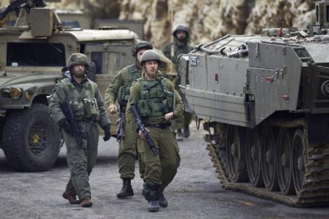 Quân đội Israel: Răn đe là sức mạnh  - Ảnh 2.