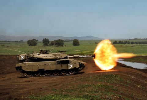 Quân đội Israel: Răn đe là sức mạnh  - Ảnh 4.