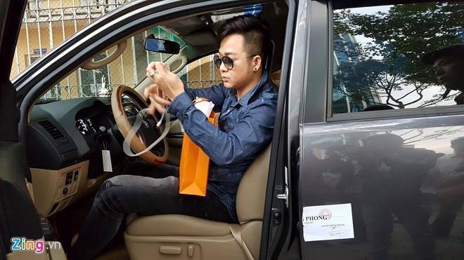 Phó chủ tịch Hải ra lệnh niêm phong xe của Quách Tuấn Du - Ảnh 4.