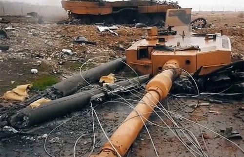 Thổ Nhĩ Kỳ muốn Nga cung cấp tổ hợp phòng ngự chủ động trên xe tăng - Ảnh 1.