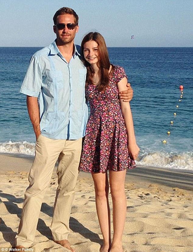 4 năm sau ngày mất của cha, con gái Paul Walker sống thế nào? - ảnh 3