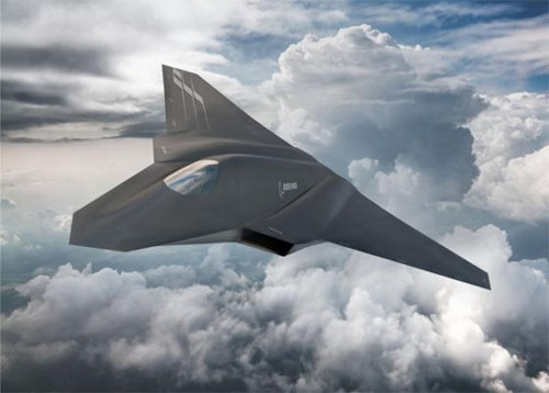 Tổng thống Mỹ đề xuất tăng ngân sách cho chương trình phát triển máy bay chiến đấu - Ảnh 1.