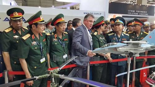 LIMA 2017: Nga giới thiệu Su-30SME và Yak-130 cùng nhiều vũ khí khác cho QĐND Việt Nam - Ảnh 4.