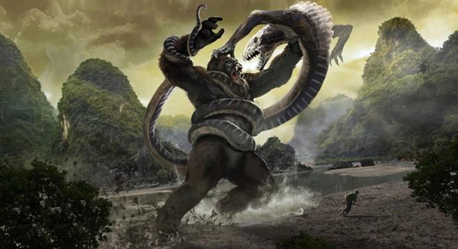 Báo Trung Quốc hết lời ca ngợi cảnh đẹp Việt Nam trên phim Kong - Ảnh 1.