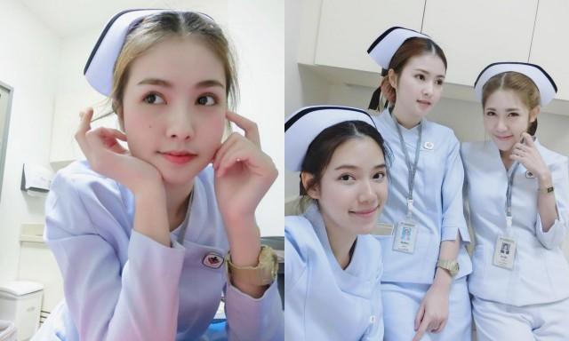 Chân dung nữ điều dưỡng được xem là 'xinh như Ngọc Trinh' 3