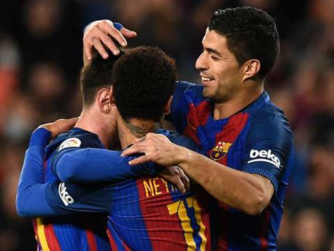 Neymar nói gì trước tin đồn chuyển tới Man United? - Ảnh 1.