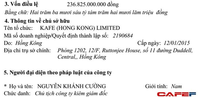 The KAfe tăng vốn gấp 15 lần, 3 lần đổi CEO chỉ trong nửa năm từ khi nhà sáng lập Đào Chi Anh rời khỏi công ty - Ảnh 1.