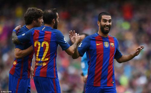 Messi cải tổ Barca: Loại 5 SAO, học theo Real Madrid - Ảnh 2.